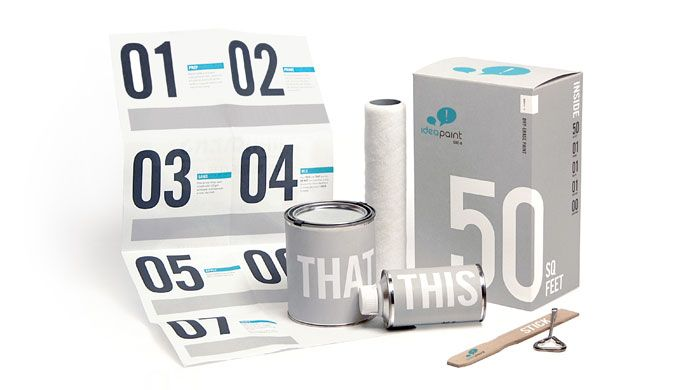 need this for my random creative-bouts...turn any wall into a whiteboard: CRE-8, $175.: Ideas Paintings, Whiteboard Paintings, Crafts Ideas, Dry Era, White Boards, Chalkboards Paintings, Packaging Design, Era Paintings, Offices Wall