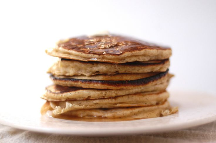 "W.C. Fields once said, ""The laziest man I ever met put popcorn in his pancakes so they would turn over by themselves."" This pancake recipe will make it so easy for you to flip 'em…"