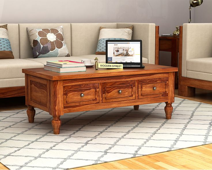 Organise All Your Living Room Stuff Brilliantly With The Maisie  #CoffeeTable. It Has A