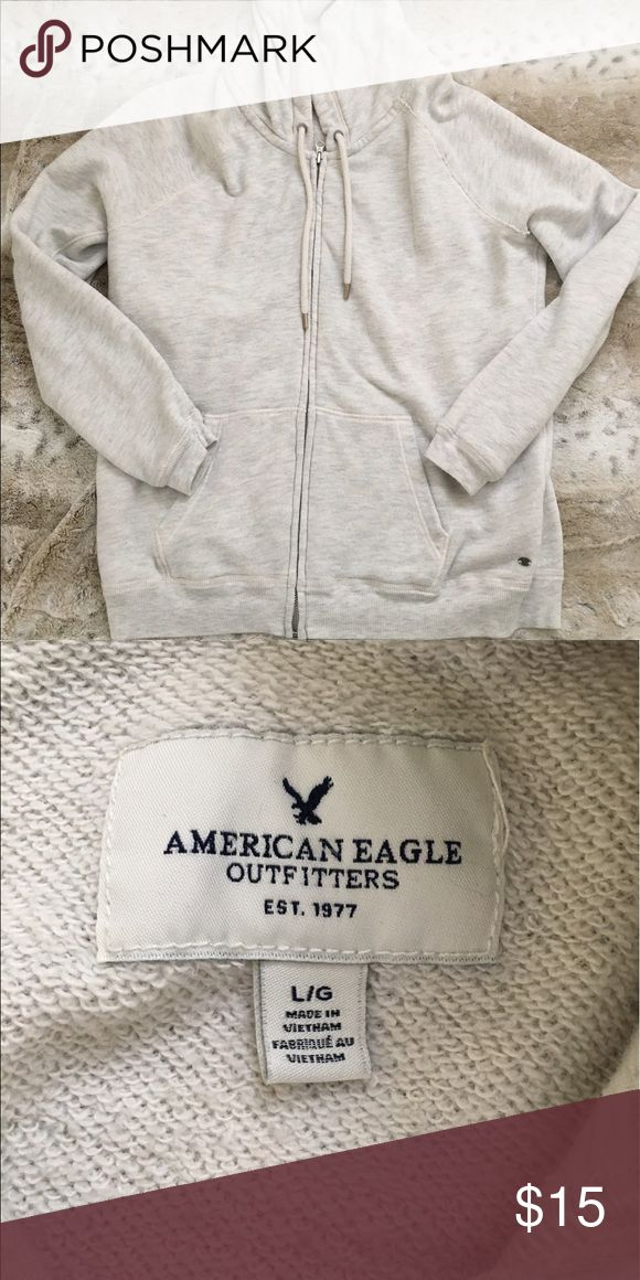 American eagle jacket Barely worn brand new jacket, also available on Ⓜ️ercari @cmargs! American Eagle Outfitters Tops Sweatshirts & Hoodies