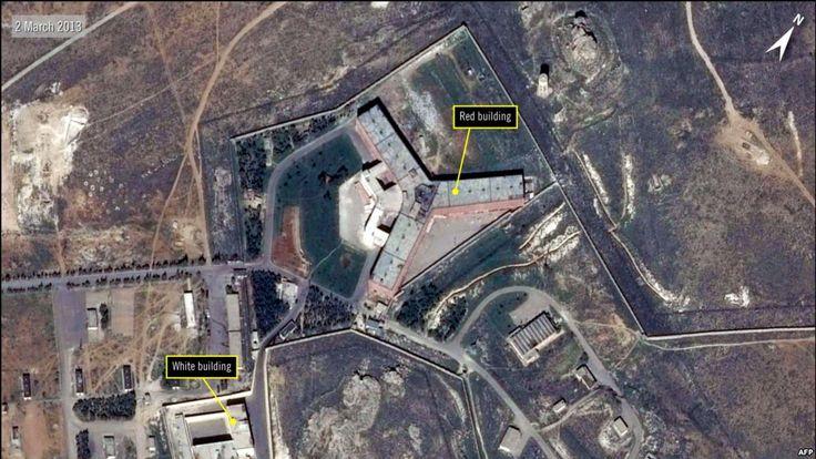 #world #news  Syria Denies U.S. Claims Of Mass Prison Killings  #StopRussianAggression @realDonaldTrump @POTUS @thebloggerspost