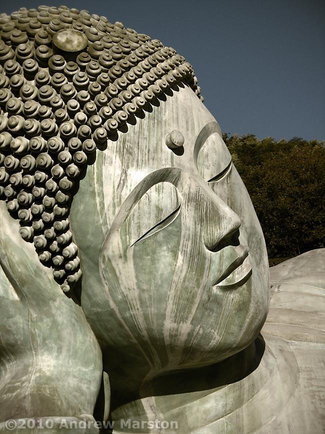 17 Best images about Sleeping Buddha on Pinterest  Bali garden, Golden buddh...