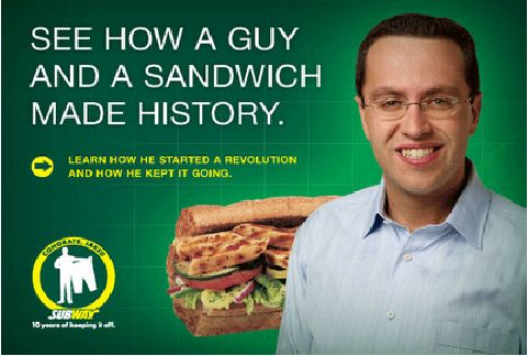 subway sandwich marketing communication example What works for subway's top media agency aug 17, 2012 | by alicia kelso utah-based summit group communications has been a subway restaurants partner since 1988.