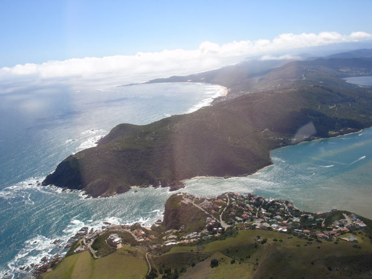 Knysna heads, South Africa