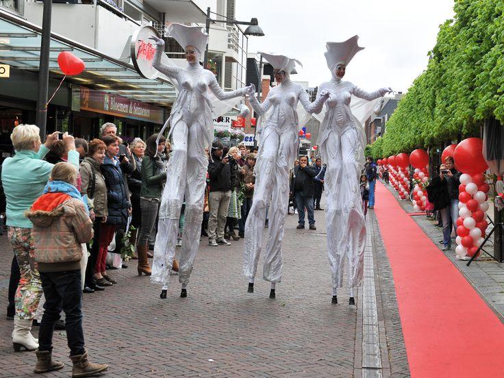 Winkeliers zetten centrum op stelten  2013