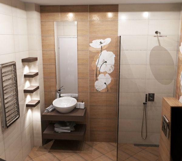 46 best ideen kleines bad images on pinterest bathroom ideas bathrooms and bathroom. Black Bedroom Furniture Sets. Home Design Ideas