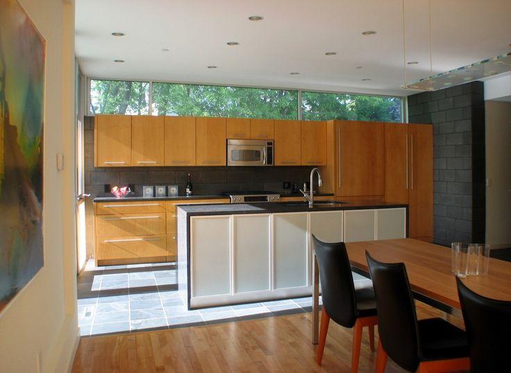 windows above kitchen cabinets kitchen