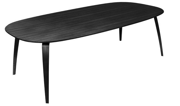 GUBI Dining Table ellipse