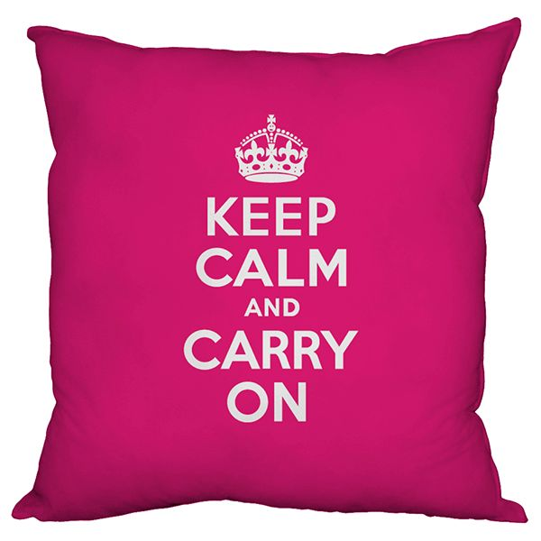 ~Keep Calm and Carry On~