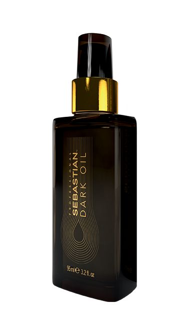 sebastian professional - dark oil - this stuff smells amaaaaaaazing...