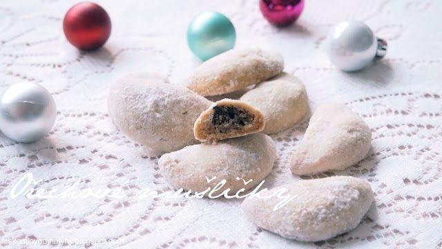 Laskominy od Maryny: Ořechové mušličky