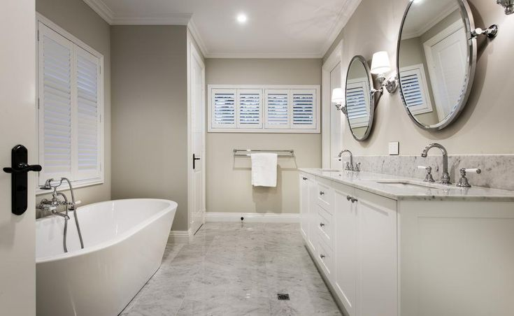 Hamptons Style In South Perth With Stunning Oswald Homes New Build Home Th