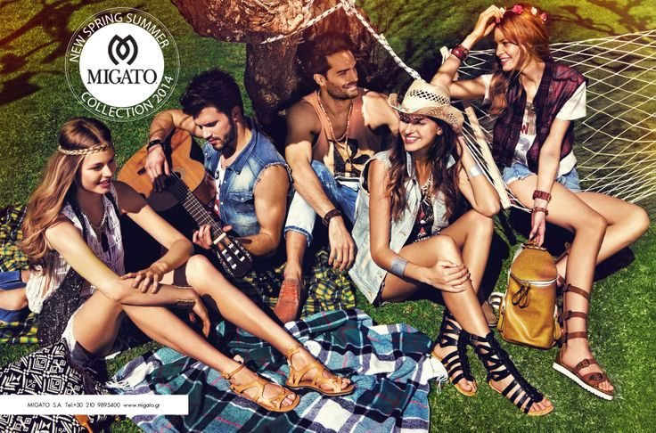 ΜΙGATO Campaign SS14 PART II  Η καμπάνια δημιουργήθηκε από την parallax adv.  Creative Direction/production/Concept by Parallax adv. www.parallaxadv.eu  http://www.facebook.com/pages/parallax-adv/111931822222282