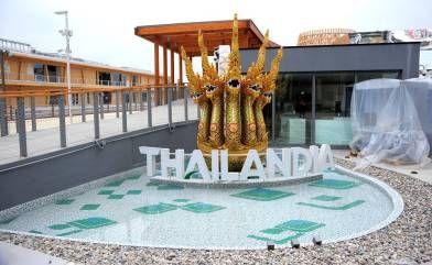expo 2015 - padiglione Thailandia