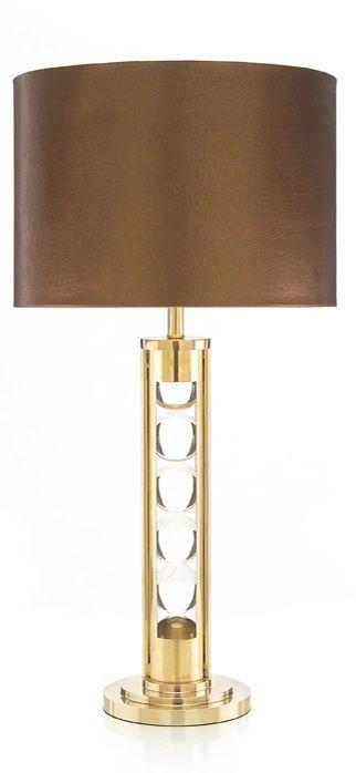 Table Lamps, Luxury Designer Crystal Balls Brass Lamp, So Beautiful, One Of  Overu2026 Nice Look