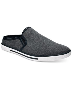 Kenneth Cole Reaction Men's Slow Down Slippers - Gray 9/10