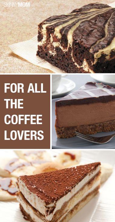 10 yummy recipes using coffee!