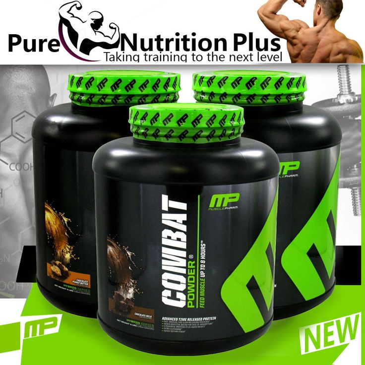 MUSCLEPHARM COMBAT WHEY PROTEIN LEAN MUSCLE POWDER BEST ...