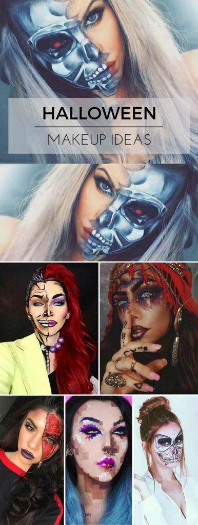 Makeup Ideas for Halloween