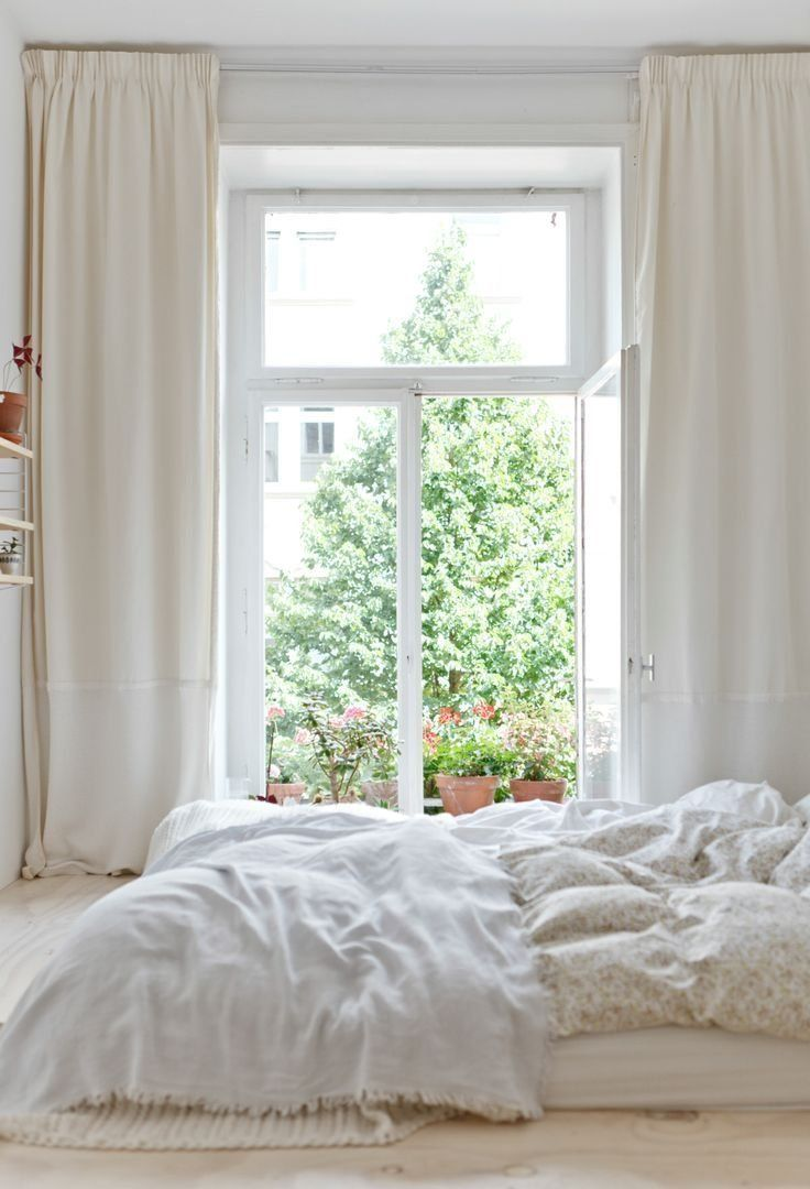 25 All White Bedroom Collection für Ihre Inspiration