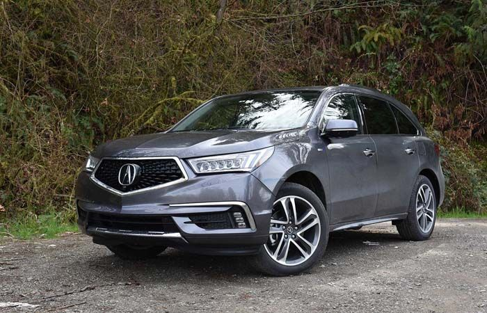2019 Acura MDX: Best Luxury Crossover with Incredible Updates