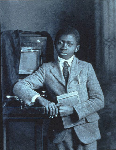 Vintage African American photography