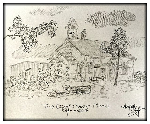 Sticks & Stones and the souls that created them: The Osprey Museum and School, circa 1889