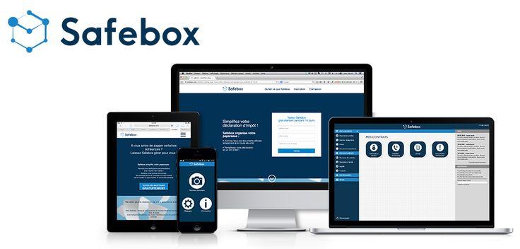 www.asimove.com | Safebox : Lancement de Safebox en Suisse Romande. Une start-up lausannoise lance Safebox. Plateforme qui permet une gestion informatisée et sécurisée des contrats et des documents officiels en ligne.
