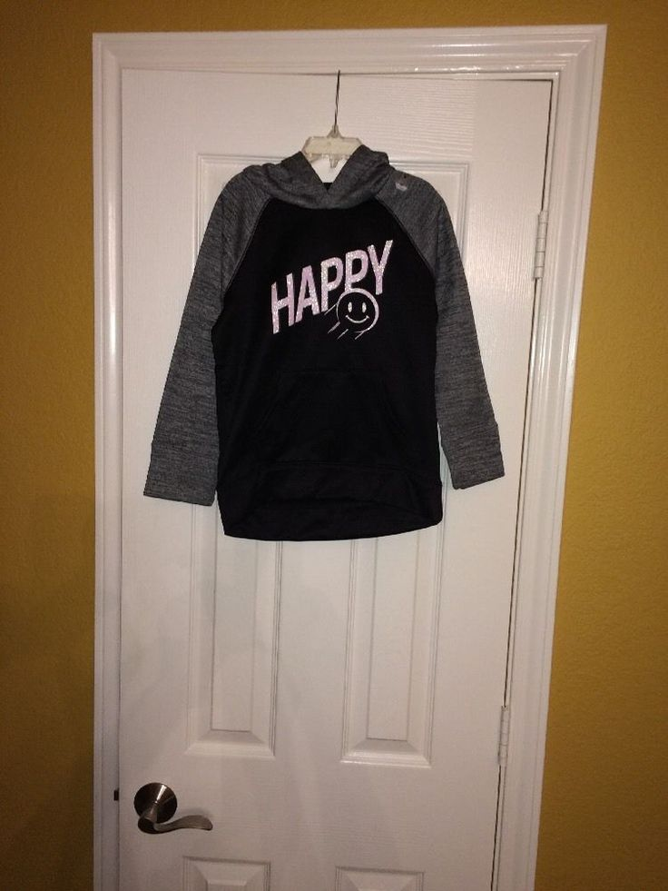NWT Size 6 JUSTICE GIRL'S Hoodie  70140437 MSRP $34.90 #JUSTICE #Everyday