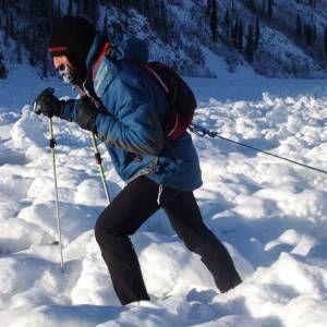 A piedi d'inverno in Alaska: tutti i perché di un'avventura estrema