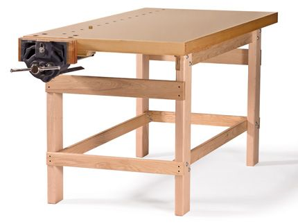 Build your first workbench [fw]