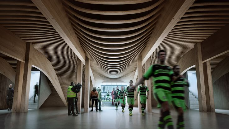 Forest Green Rovers stadium - Pictures
