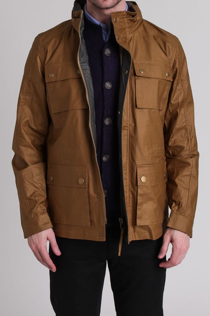 Ethan Jacket / by Tovar