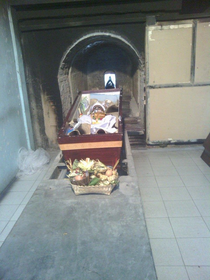 I GUSTI NGURAH PANJI, 13 Juni 2015 Cremation