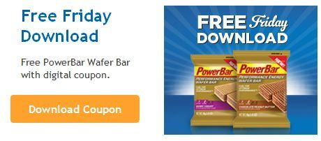 Here's the Kroger Free Friday Download for 8-1 2014. Make sure to load the free PowerBar today (only). You have until 8/16 to redeem.  Click the link below to get all of the details ► http://www.thecouponingcouple.com/kroger-free-friday-download-for-8-1-must-load-powerbar-today/