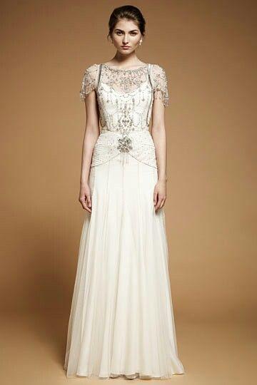 13 best 20s fashion images on Pinterest | 20s fashion, Bridal ...