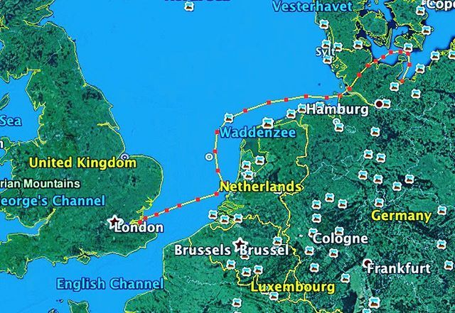 Lubeck > Hamburg > Amsterdam > London ⛵️ Booked our 1 WAY ticket to HAMBURG in June. We will be back with  #sailing #yatching #lubecktolondon #travel #traveling #TagsForLikes #TFLers #vacation #visiting #instatravel #instago #instagood #trip #holiday #photooftheday #fun #travelling #tourism #tourist #instapassport #instatraveling #mytravelgram #travelgram #travelingram #igtravel by londontolondon. instago #tagsforlikes #traveling #instatraveling #vacation #tourism #photooftheday #travelgram…