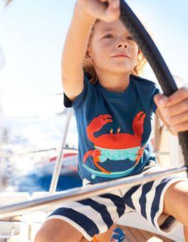 Shops Boys' Shorts: Cargo & Board Shorts for Boys - Mini Boden USA | Boden