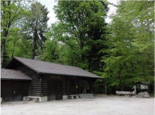 Waldhütte mieten Riedholz. http://www.eventlokale.com/de/Waldhuette-mieten-Riedholz_Solothurn_Riedholz-localityDetails-5241.html