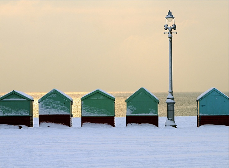 Snow Shimmer - Hove