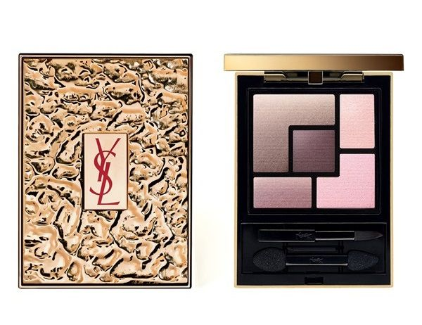 YSL The Year of the Monkey Eyeshadow Palette for Lunar Year 2016 | http://www.musingsofamuse.com/2016/01/ysl-the-year-of-the-monkey-eyeshadow-palette-for-lunar-year-2016.html