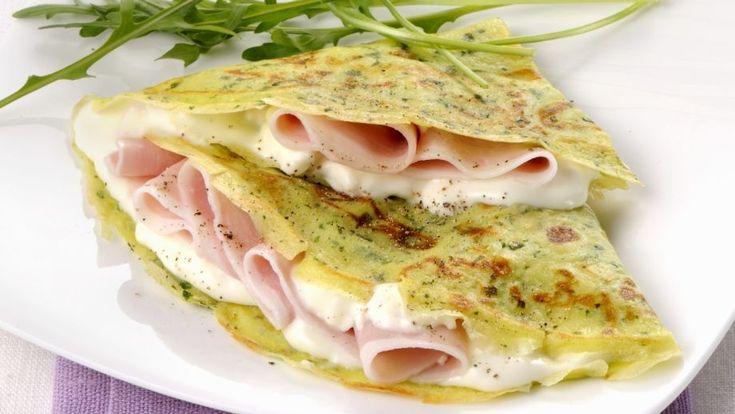 Talianske Crespelle | Recepty.sk