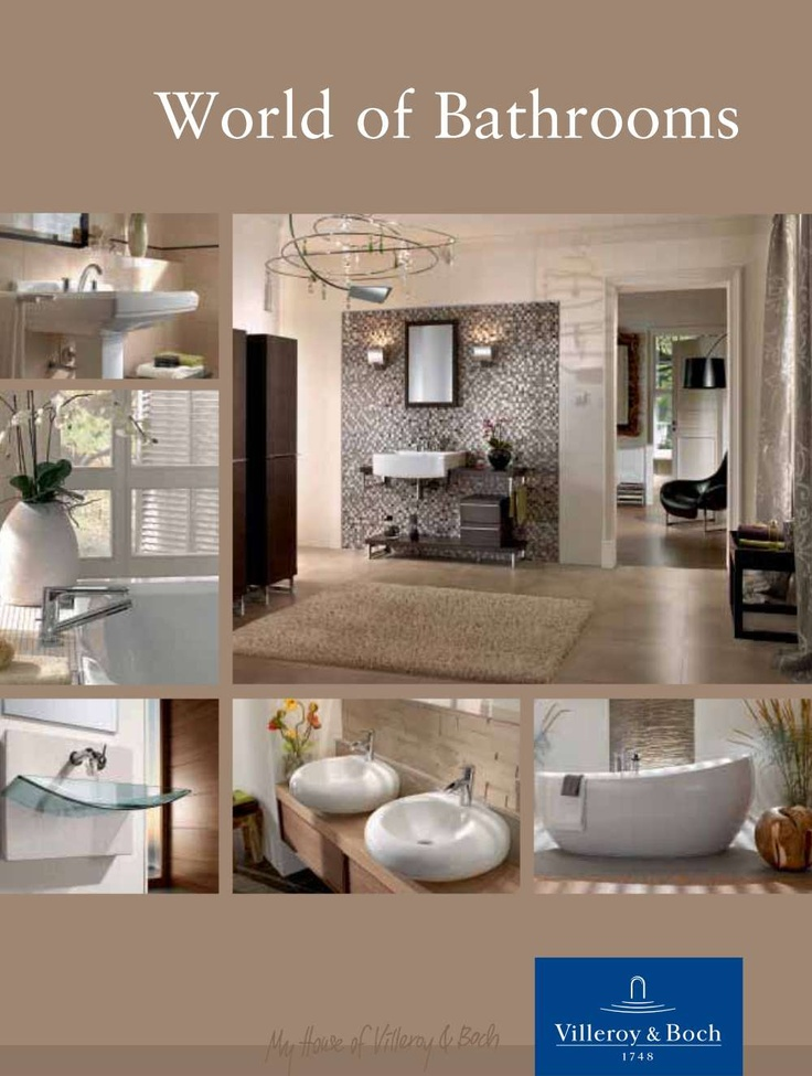 34 best images about villeroy boch bathrooms aquarooms on pinterest small bathroom. Black Bedroom Furniture Sets. Home Design Ideas