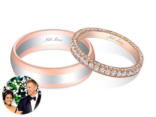 sean lowe and catherine giudics wedding rings | Sean Lowe Catherine Giudici Wedding: Wedding Bands, Jewelry, Neil Lane ...