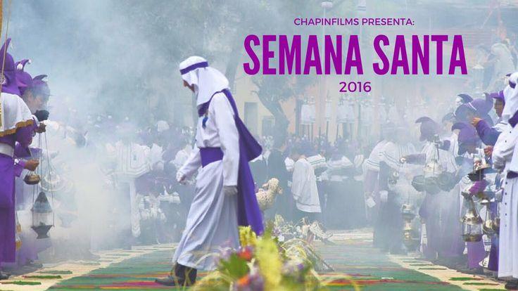 Semana Santa 2016 en Guatemala