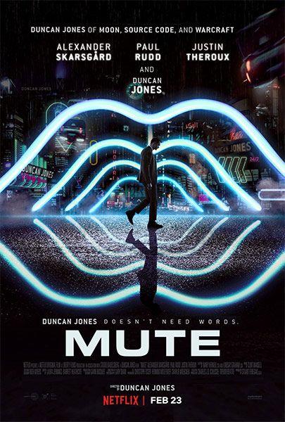 Ver película Mute (2018) (2018) online gratis Español Mute movie