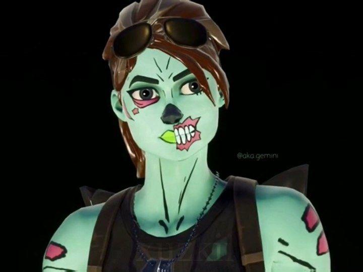 Ghoul Trooper Ghoul Trooper Fortnite Anime