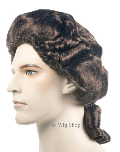 Women'S Powdered Wig Styles 51