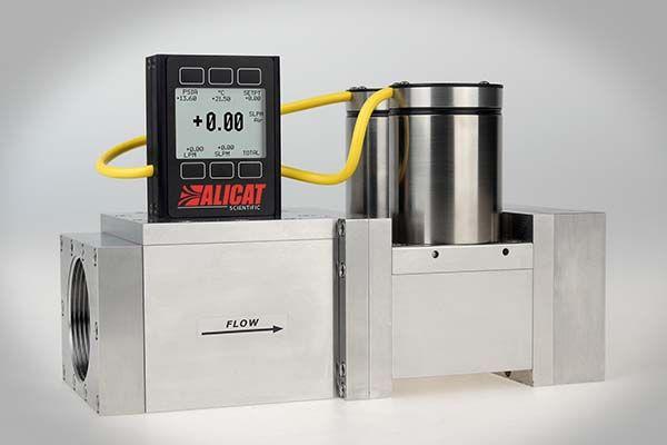 The MCRH 5000 slpm High Volume Mass Flow Controller
