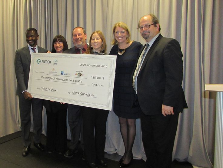 #Merck donates to local charities